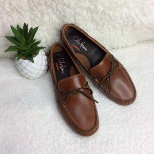 Cole Haan Nike Air Carmel/ Brown Loafers Sz  10M